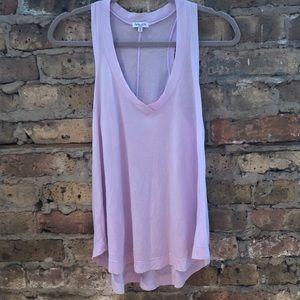 Splendid lilac tank top